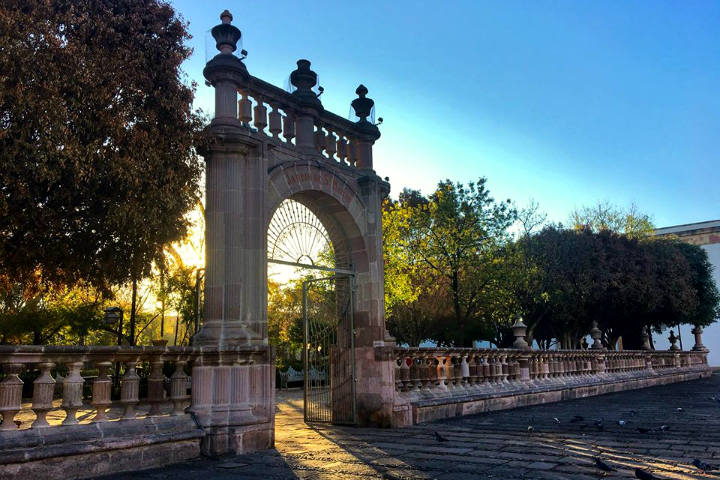 Pronostican día soleado para Aguascalientes