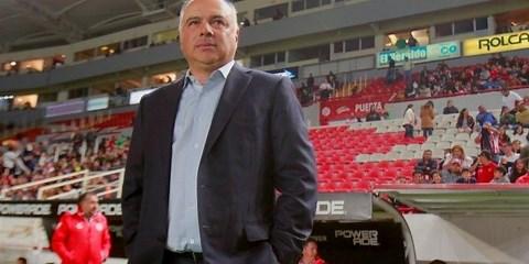 Memo Vázquez confirma que no seguirá en Necaxa