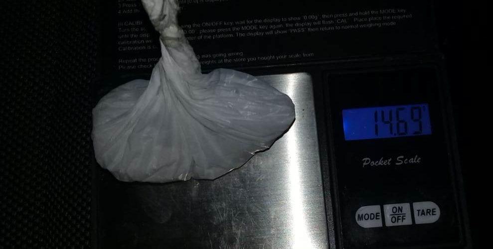 Detienen a pareja con drogas en Aguascalientes