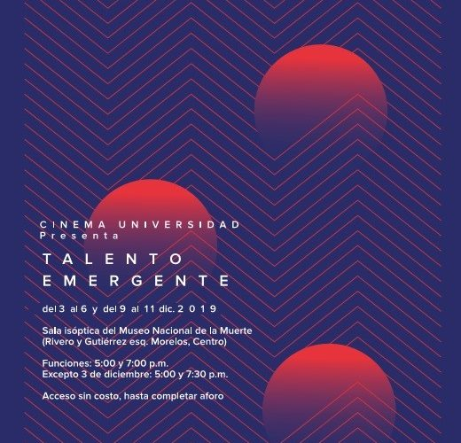 UAA presenta ciclo de cine Talento Emergente 2019