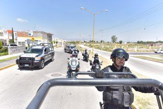 Habrá operativo especial de la policía municipal por cierre de año
