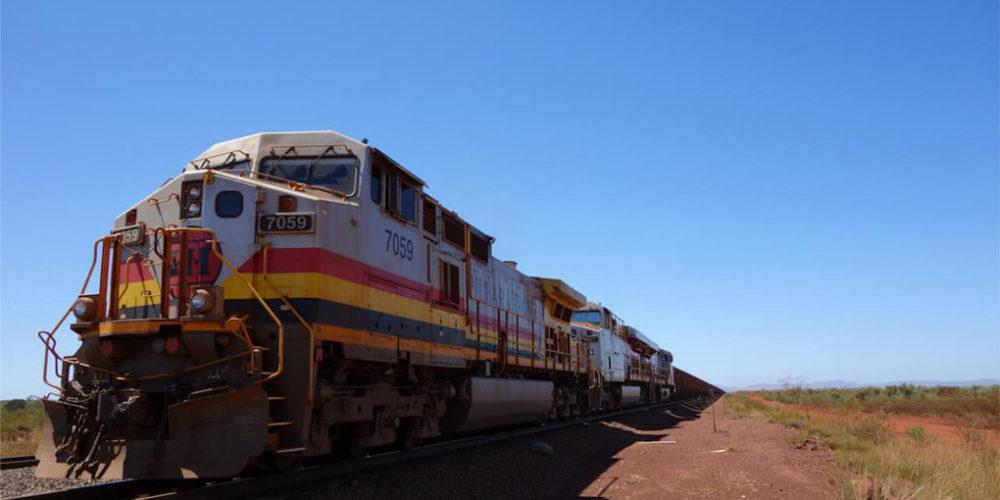 Un tren australiano viajó durante 92 kilómetros sin conductor