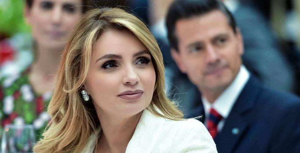 ¡Cuidado Tania Ruiz! Así luce Angélica Rivera a un año de su divorcio con Peña