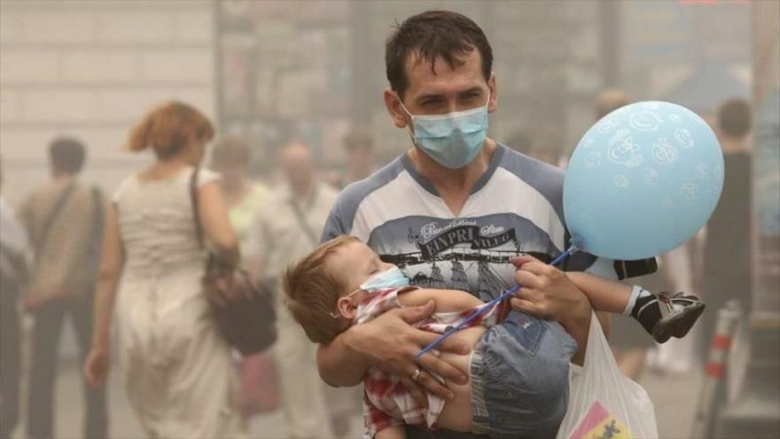 OMS: Cambio climático es la mayor amenaza para la salud del siglo