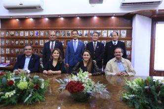 Se reúne Tere Jiménez con ex alcaldes de Aguascalientes