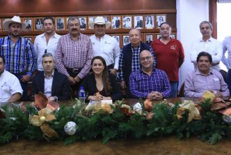 Municipio de Aguascalientes cierra filas con el sector ganadero