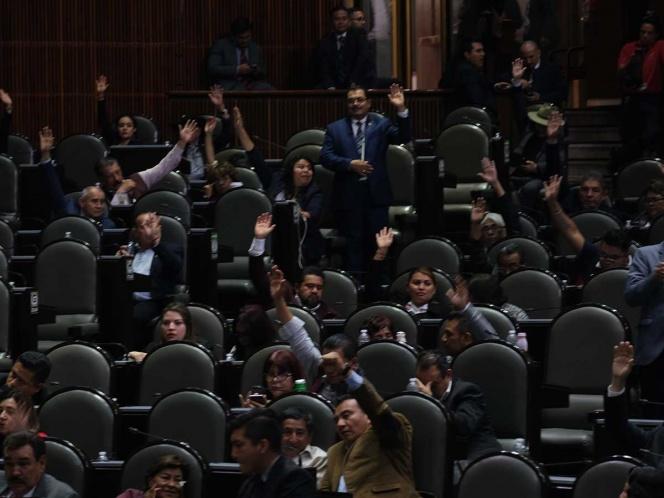 Aprueban diputados la Ley de Amnistía