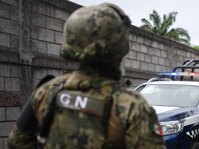 Civiles armados atacan a Guardia Nacional; reportan 8 muertos