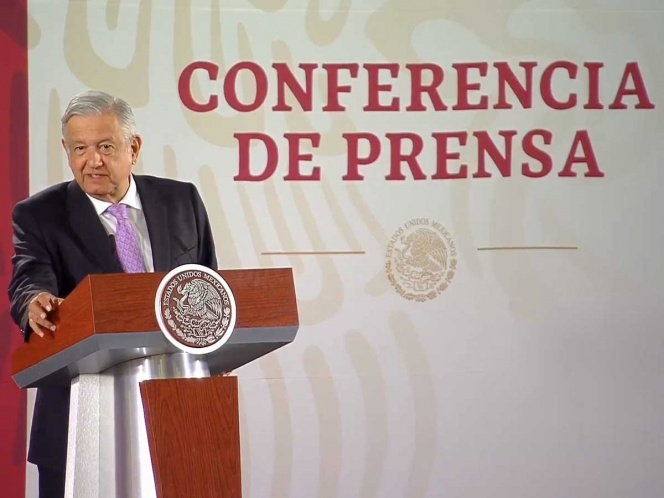 López Obrador da mensaje navideño a los mexicanos