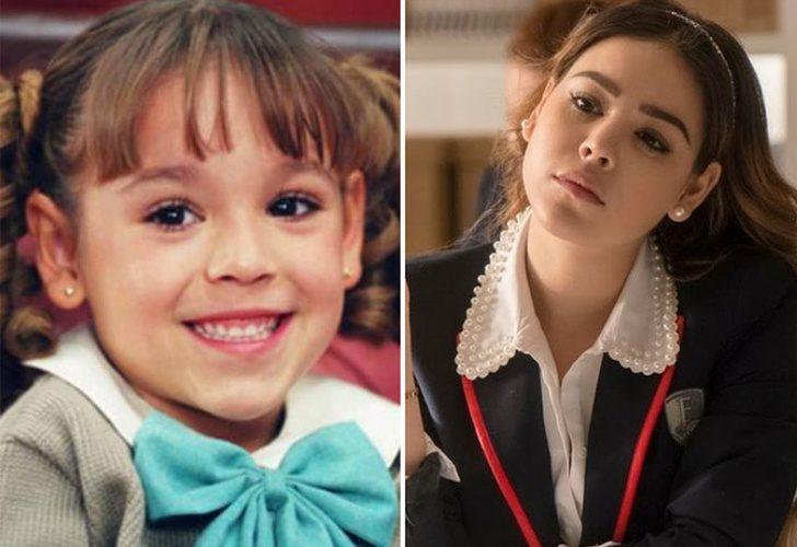 Danna Paola revela terribles momentos de su infancia