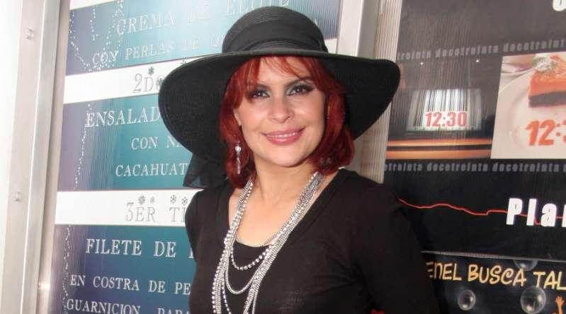 Mary Boquitas habla de los abusos que sufrió al lado de Sergio Andrade