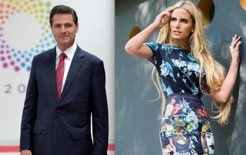 Tania Ruiz habla de su relación con la familia de Enrique Peña Nieto