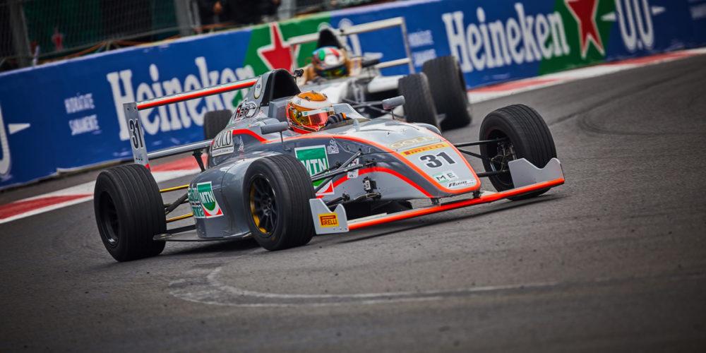 Alex García buscará mantener el paso en el Gran Premio de Aguascalientes