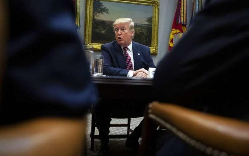 Trump suspende designación de cárteles como 'terroristas'