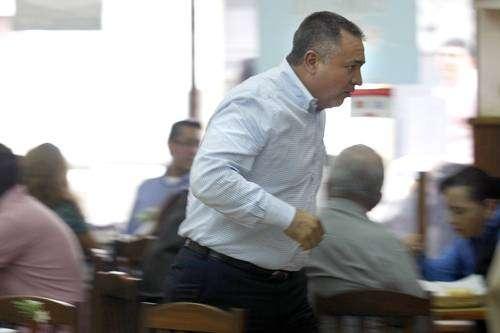 FGR solicitará la extradición de Genaro García Luna a México