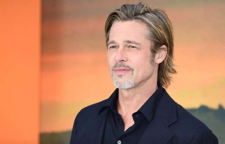 Brad Pitt padece de extraña enfermedad