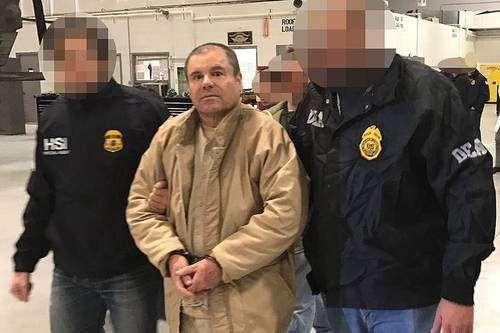 """Hijo de """"El Chapo"""" solicitó informe a FGR para saber si es investigado"""