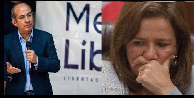 México Libre de Calderón duplica firmas, ¡pero en contra!
