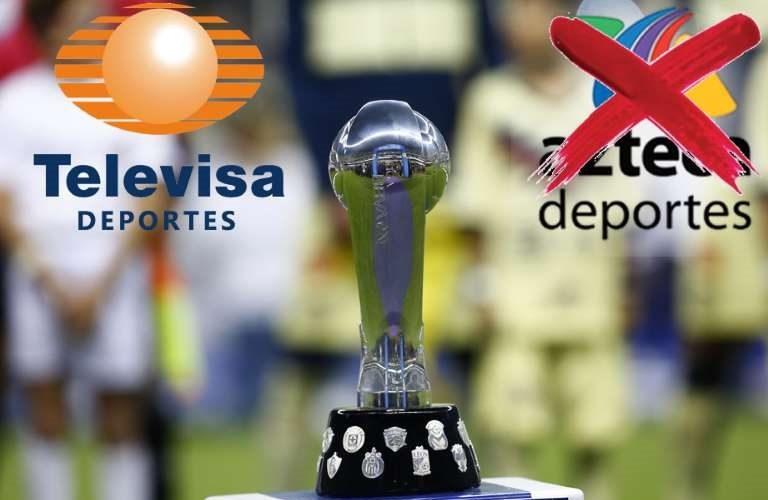 Televisa se lleva el rating de la final entre América y Monterrey