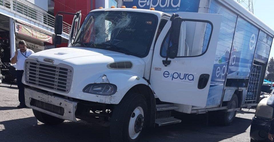 Detienen a presuntos responsables de daños y lesiones en Aguascalientes