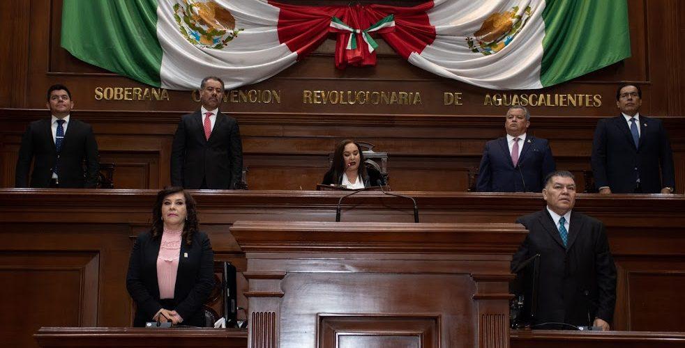 Diputados aprueban ley para fortalecer investigación del  delito en Aguascalientes