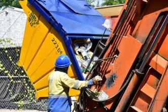 Municipio de Aguascalientes intensifica sus operativas de limpia y aseo público