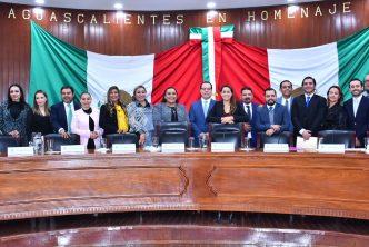 Cabildo de Aguascalientes aprueba presupuesto de egresos