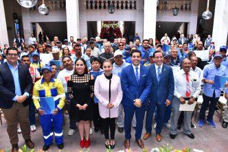 Trabajadores del municipio de Aguascalientes otorgarán mejores servicios a los ciudadanos