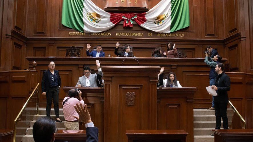Rechaza Congreso reducirle sueldo  a gobernador de Aguascalientes