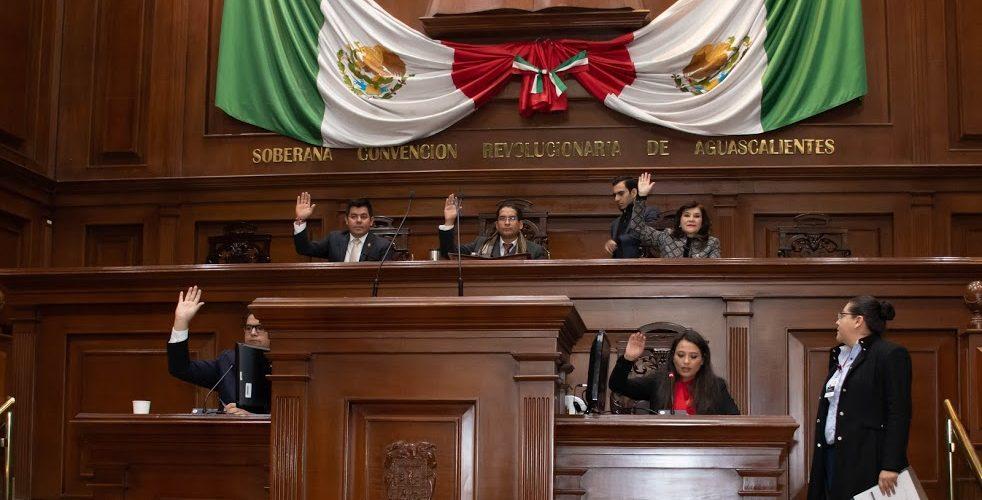Congreso de Aguascalientes crea la Comisión Local de Búsqueda de Personas Desaparecidas