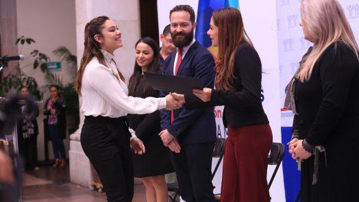 Municipio de Aguascalientes e IFONAVIT reconocen el cumplimiento de empresas