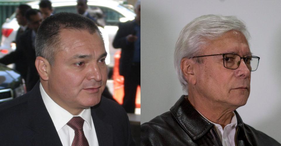Empresa relacionada a García Luna, con vínculos a Oficial Mayor de Jaime Bonilla