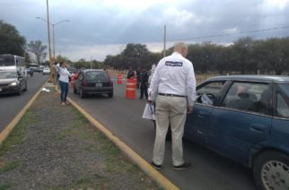 Suspenden en Aguascalientes operativo de retiro de vehículos con placas vencidas
