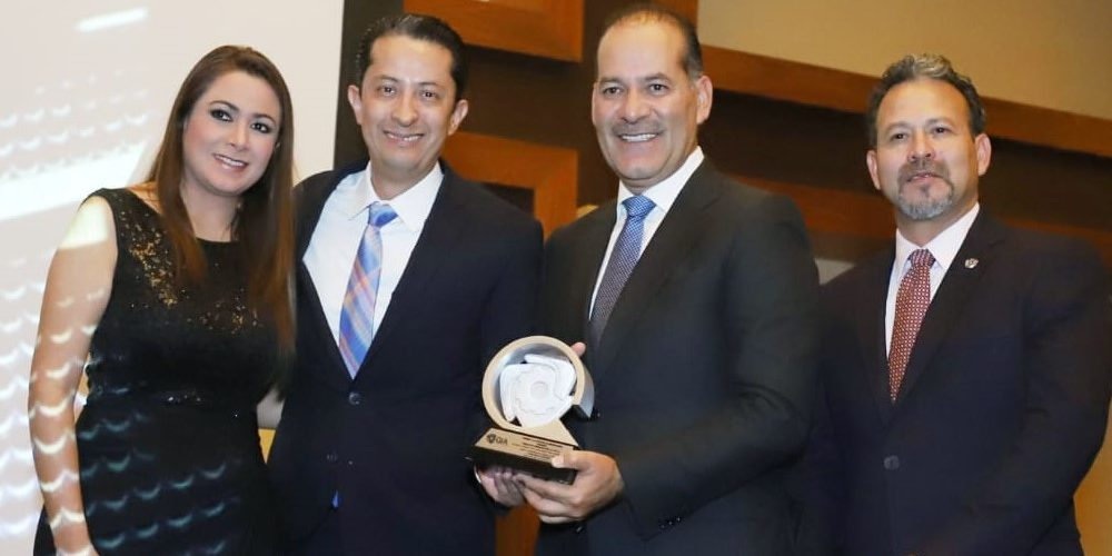 Reconoce MOS labor de industriales a favor de crecimiento económico en Aguascalientes