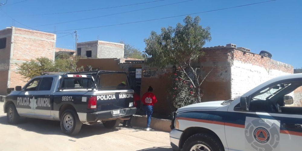 Auxilian policías a septuagenario que se encontraba extraviado en Aguascalientes