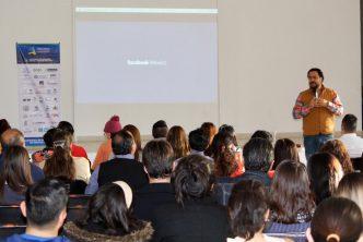 "600 personas participaron en curso ""Impulsa Facebook"" promovido por el municipio de Aguascalientes"