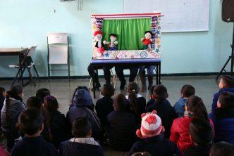 """DIF municipal lleva programa """"Aprendiendo a Cuidarme"""" a más de 9 mil niños y sus padres"""