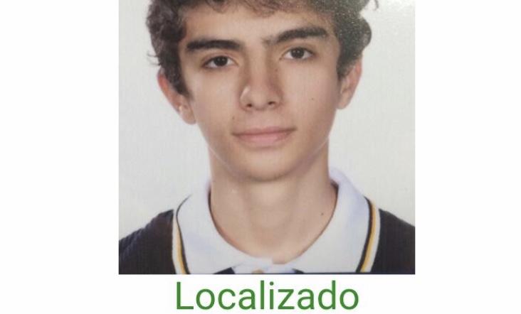 Localizan a adolescente reportado como desaparecido en Aguascalientes