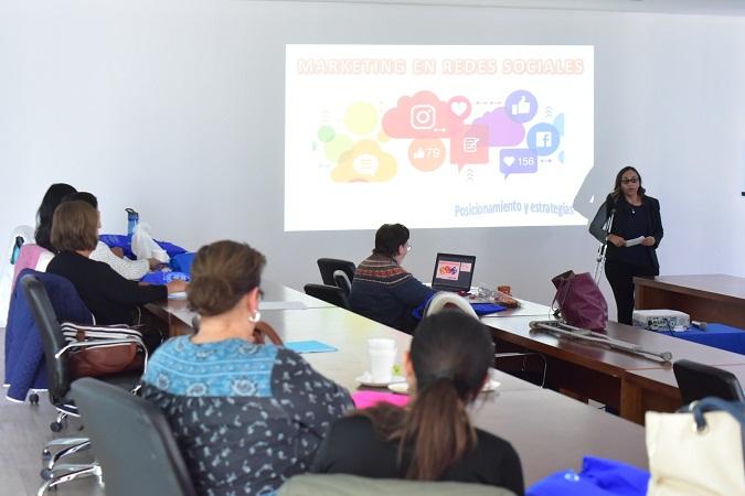 Brinda MuniAgs curso de marketing digital para PyMES