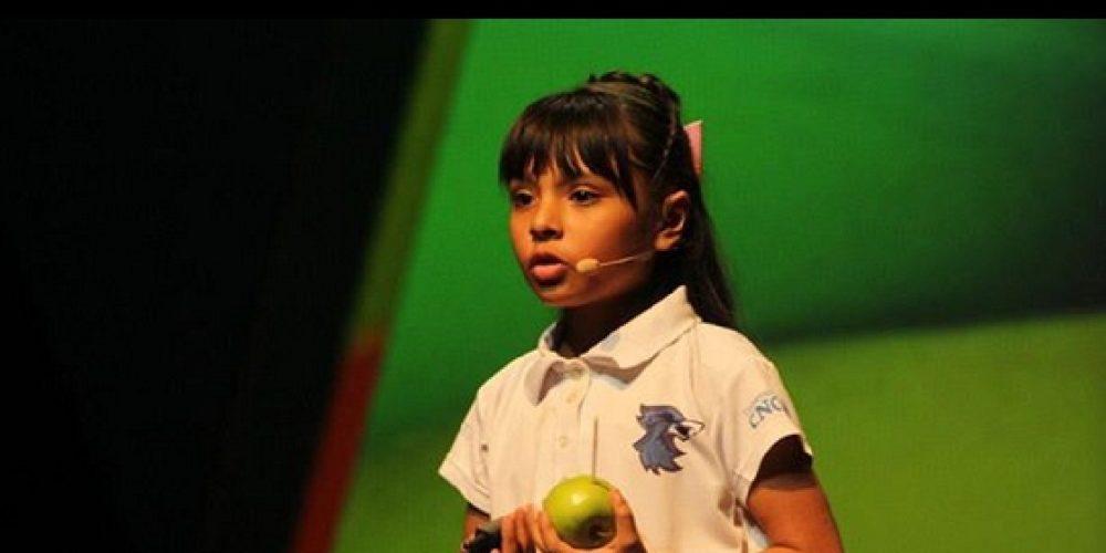 Niña mexicana 'genio' estaría a punto de ingresar a Universidad de Arizona