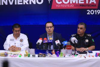 Municipio de Aguascalientes arranca con su operativo Invierno y Cometa 2019