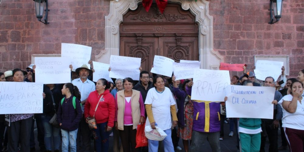 Acusan a exdirigente del PT en Aguascalientes de fraude a decenas.