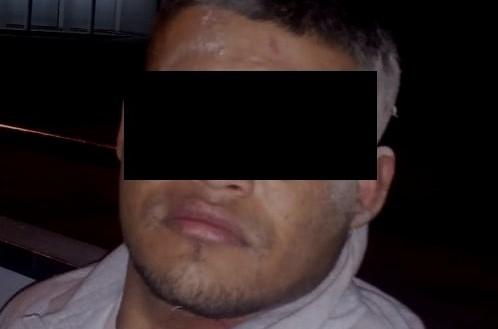 Par de sujetos quisieron atropellar a policías en Aguascalientes