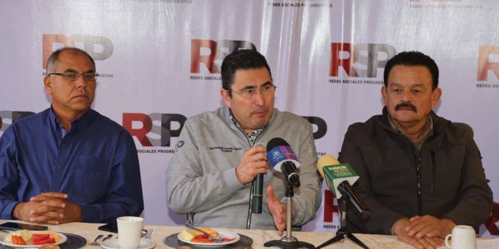 "Gordillo ""muy cercana""  a RSP: González"