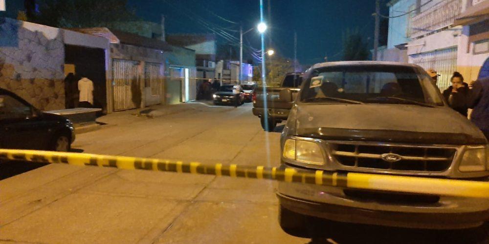 Muere acuchillado un hombre en Aguascalientes