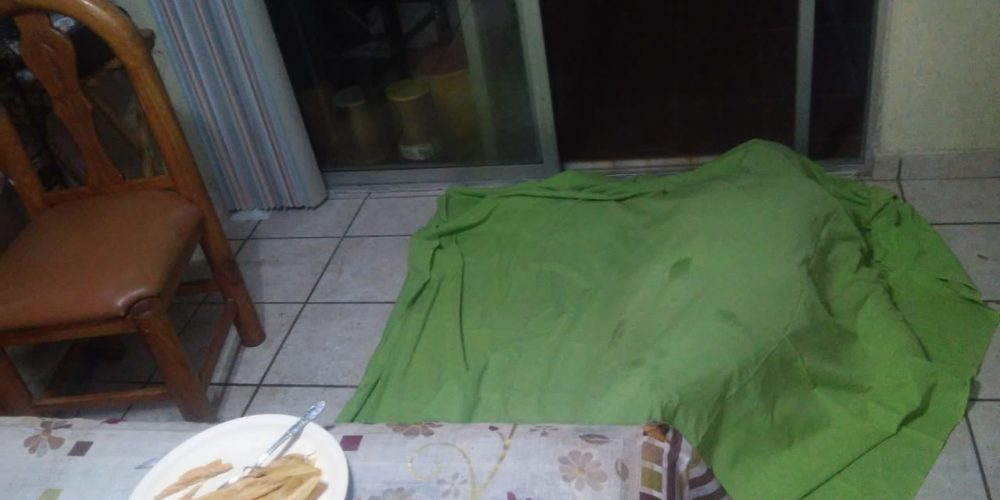 Mujer se atragantó con un tamal y murió previo a Noche Buena en Aguascalientes