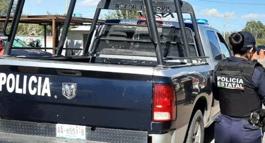 Discusión entre amigos acabó a balazos y dejó un lesionado en Calvillo, Aguascalientes