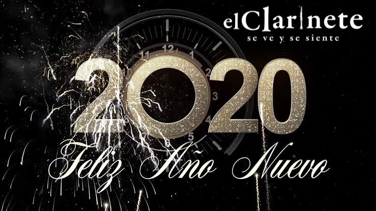 Feliz año 2020 a todos los lectores de El Clarinete Noticias Aguascalientes