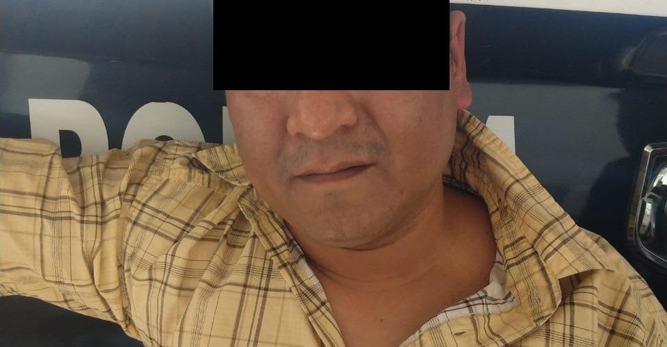 Capturan a blanco prioritario  en Aguascalientes