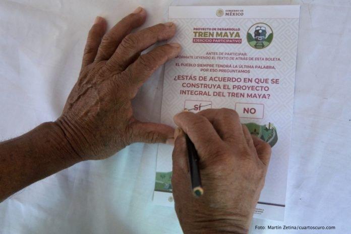 EZLN acusa simulación en consultas ciudadanas